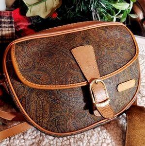 FINAL❗Italian I Santi Paisley Crossbody Bag
